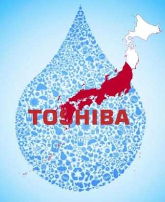 Hydrogen fuel - Toshiba and Japan