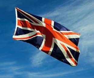 Hydrogen Fuel - British Flag