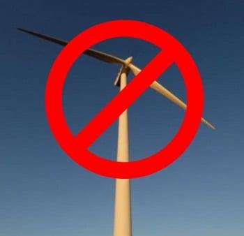 Wind Energy Ban