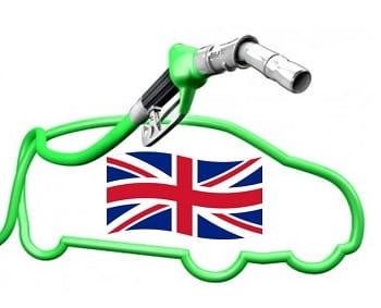 Hydrogen Fuel Vehicles in the UK