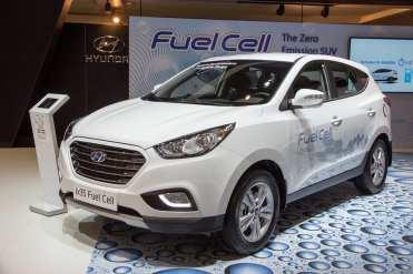 Hyundai Ix35 Hydrogen Fuel Cell Vehicle