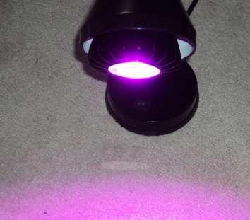 Light Therapy - Tri Peak LED Acne Light