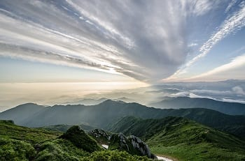 Mountains in Fukushima - Renewable Hydrogen Fuel Production