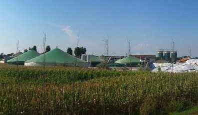 Biogas Plants - Hydrogen Fuel Production
