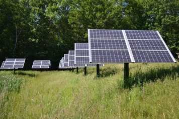 Solar Energy Project - Solar Power Panels