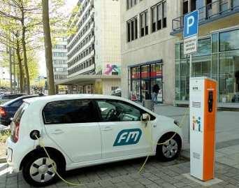 Clean Vehicles - EV Charging Station