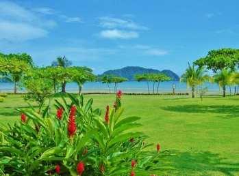 Renewable Energy - Costa Rica Beach