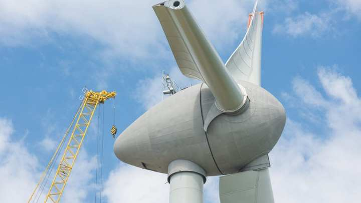 Department of Energy pulls funding from offshore wind energy project