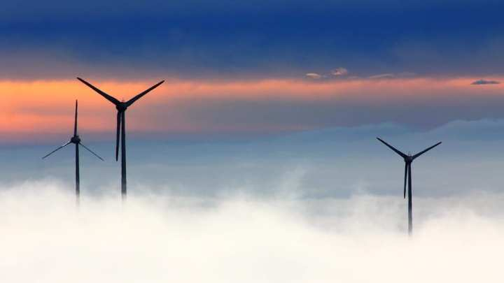 Wind energy has begun to outpace coal in Europe