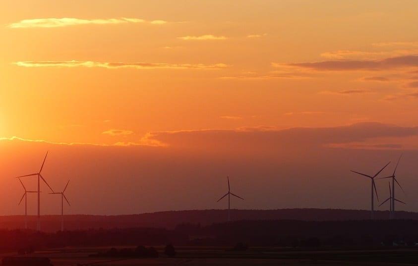 Regulators approve new wind energy system in Oregon