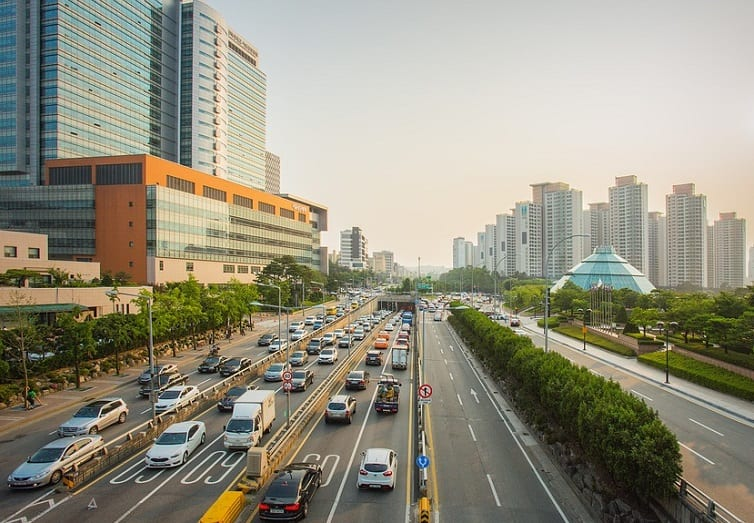 Clean vehicles are finding success in South Korea