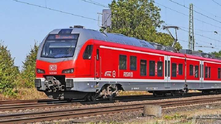 Alstom to bring trains equipped with fuel cells to Germany