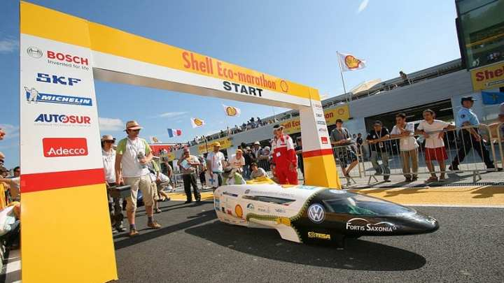 Shell Eco-Marathon highlights the latest capabilities of clean vehicles