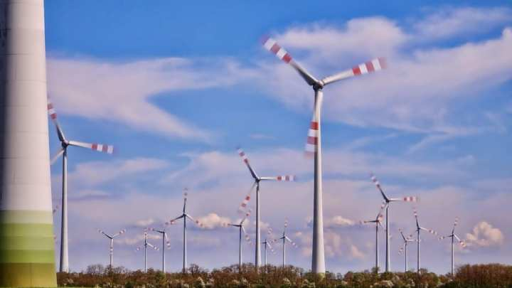 GE forms new partnership to improve offshore wind energy turbines