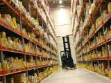 Hydrogen fuel cell technology - Warehouse and forklift