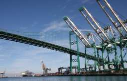 Hydrogen fuel cell freight project - Port of Los Angeles