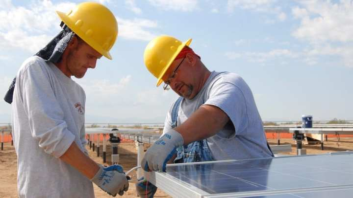 Solar company offers reward to help it recover over 100 stolen solar panels