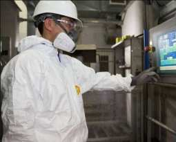 Ukraine's nuclear industry