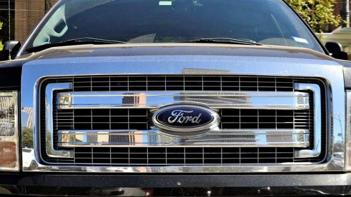 A Ford electric truck is coming to American roads