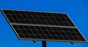Clean hydrogen production - Solar Panel