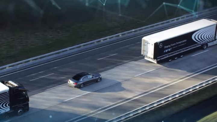 New global organization to be established by Daimler Trucks for automated driving