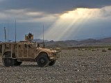 Hydrogen technology - Military vehicle