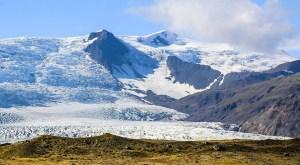 Iceland Climate Change - glacier - mountain