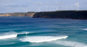 Wave energy projects - Wind energy - ocean waves