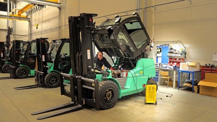 GM fuel cell pilot program in Spring Hill sees 38% decrease in fleet maintenance costs