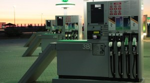 H2 refueling station - gas station