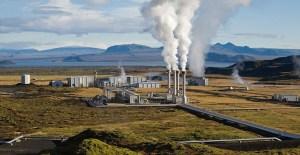 Hybrid geothermal energy - geothermal power plant