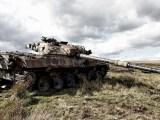 hydrogen combat vehicles - tank