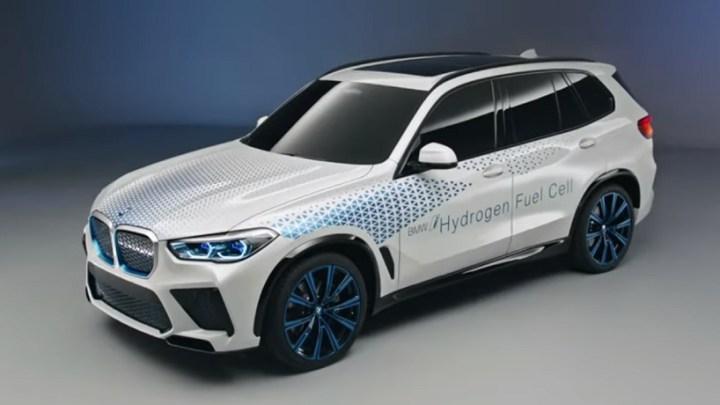 BMW i Hydrogen NEXT makes its debut at the 2019 Frankfurt Auto Show