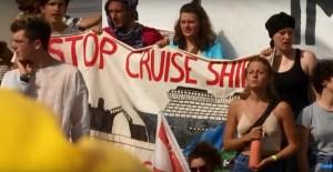 Climate Change Activists at 2019 Venice Film Festival