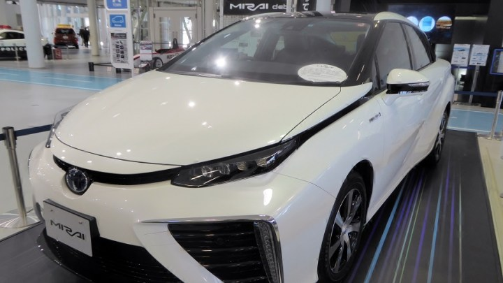 Toyota to launch second generation Mirai in 2020