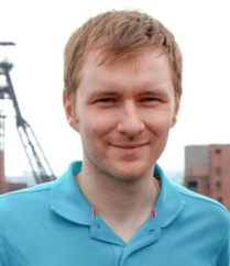 Viacheslav Zgonnik, PhD in Chemistry
