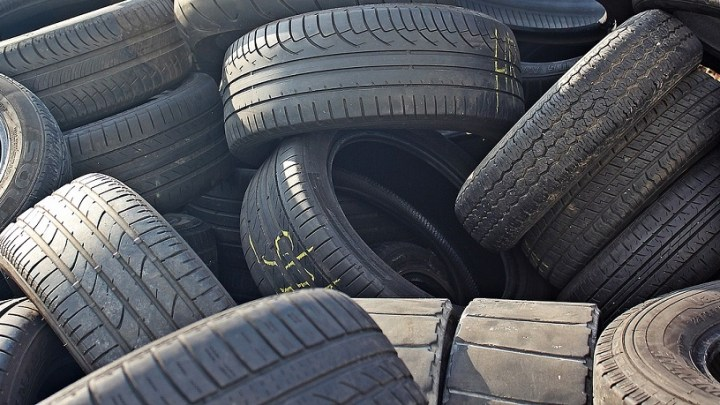 Canadian scientists discover a way to dissolve tires to recycle rubber
