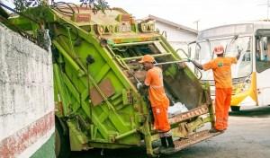 hydrogen garbage truck - refuse truck