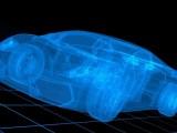 Future of electric cars - 3D car design