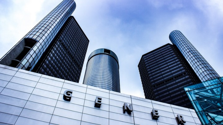 GM electric car lineup goals unveiled