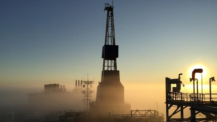 Geothermal energy exploration drilling in Uganda may have found oil