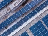 Unsubsidized PV - Solar Panels on building