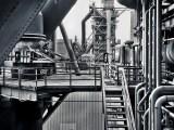 Sustainable steel industry - steel mill