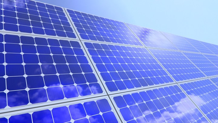 Double-sided solar panels boost electricity production by a third