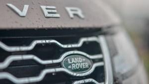 Fuel Cell SUV - Jaguar Land Rover