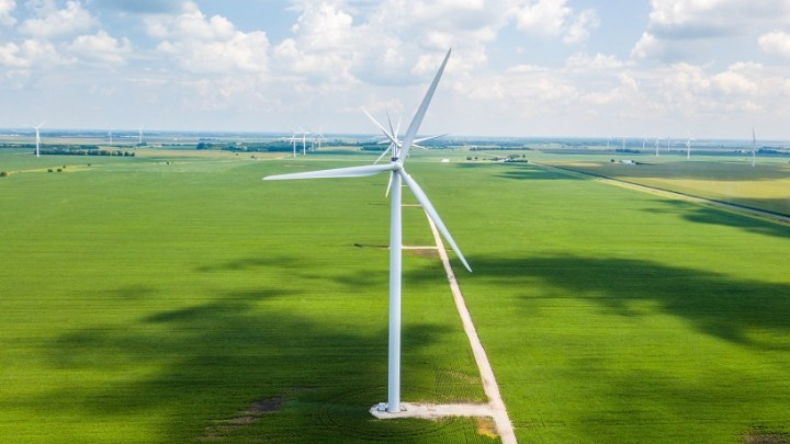 BP Wind Energy seeks to acquire a turbine farm in Indiana
