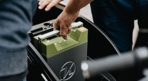 Green Li-ion - battery