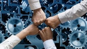 Hydrogen technology collaboration - partnerships - gears
