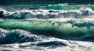 Tidal power tech - Ocean Waves