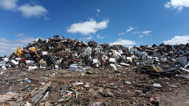 Baltimore County uses landfill trash to energy program without burning the garbage
